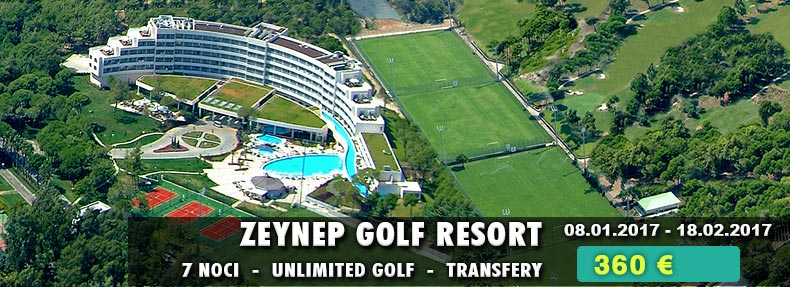 Zeynep Golf Resort